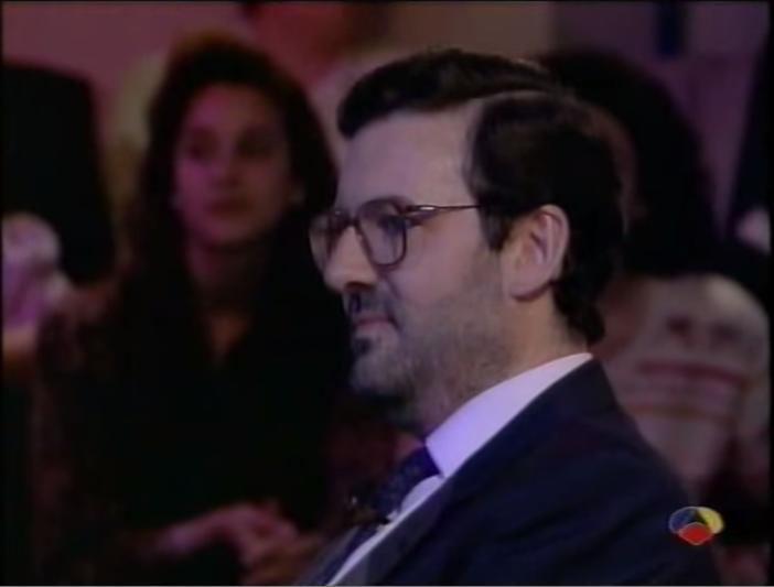 Mariano Rajoy en 1993